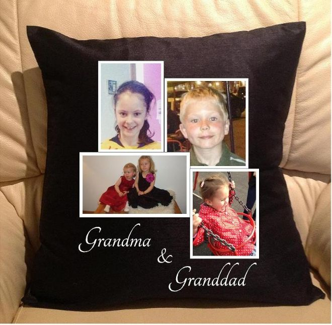 Photo pillow, sofa cushions